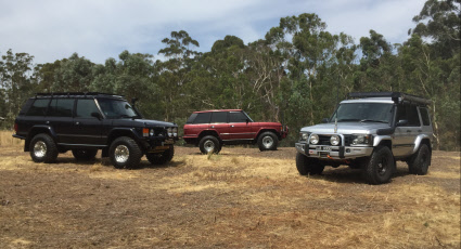 Which Land Rover for Modifying