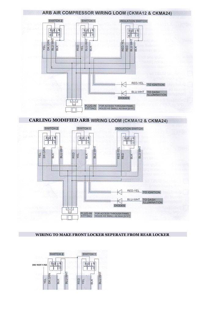 l_arb wiring ashcroft 100 [ carling switch wiring diagram ] blocks block wiring dpdt  at gsmx.co